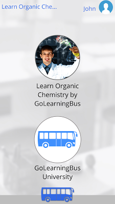 Learn Organic Chemistry - screenshot