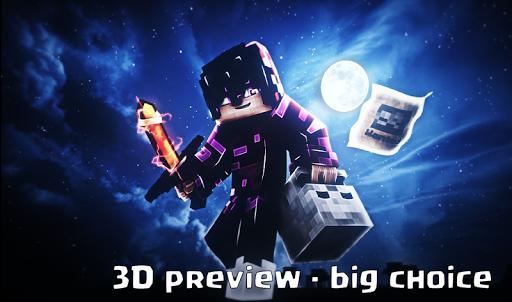 Skins Master for Minecraft PE 6.3.71 screenshots 3