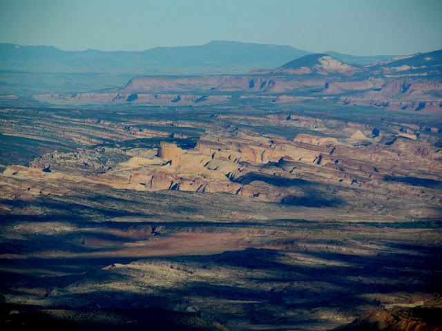 View over Capitol Wash toward the Ant Hill