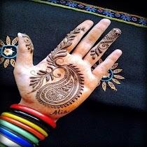 Girls Henna Mehndi Designs - screenshot thumbnail 03