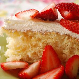 Buttermilk Cake.