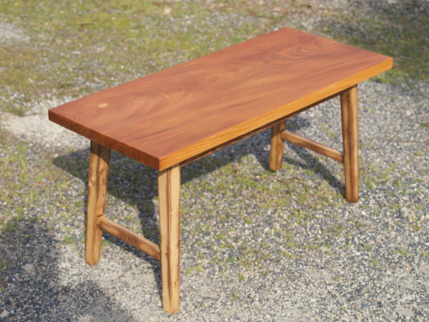 Zelkova Coffee Table