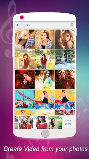 Music Movie Maker 2.6 screenshots 1