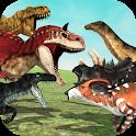 Hungry Apex Predator: World Dinosaur Hunt icon