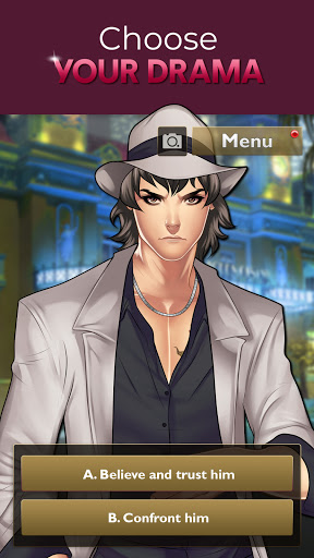 is it love? daryl - virtual boyfriend screenshot 3