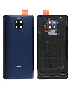 Mate 20 X Back Cover Blue