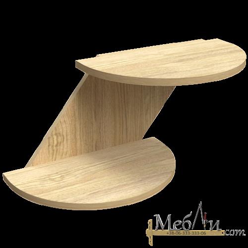 Настенная полка телефонная №1 мебель разработана и произведена Фабрикой Тиса мебель