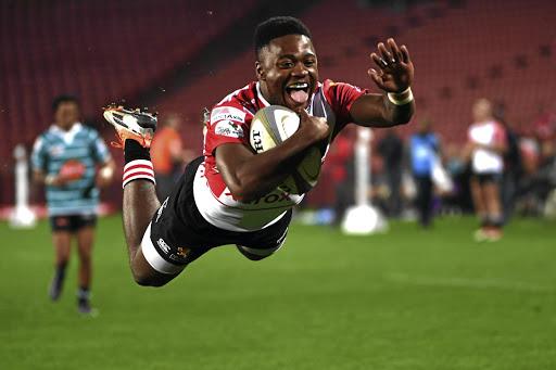 Wandisile Simelane is SA rugby's wonderboy