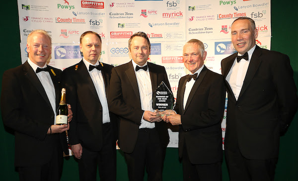 Newtown businesses lead the way at awards