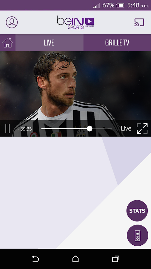 beIN SPORTS CONNECT- screenshot