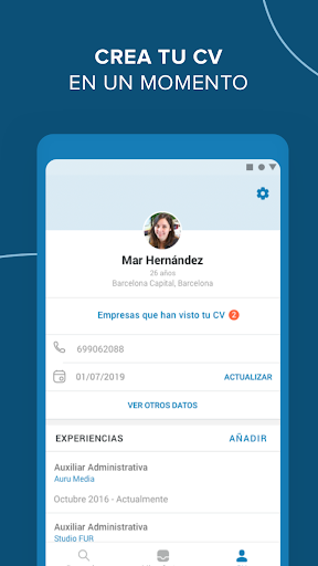 InfoJobs - Job Search screenshot 3