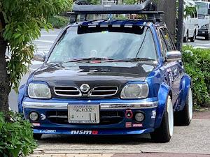 マーチ HK11 A# 平成11年式のカスタム事例画像 mineaniさんの2020年07月03日13:13の投稿