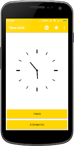 Time Until: Countdown Timer & Stopwatch 2.3