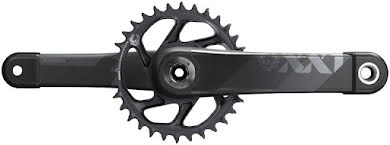 SRAM XX1 Eagle AXS Electronic Groupset: DUB Boost Cranks alternate image 1