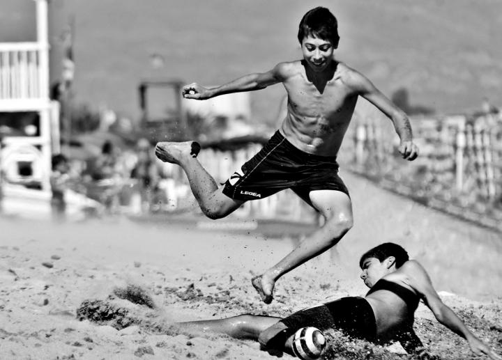 Sport da spiaggia di InsolitiScatti-di-CarloSoro