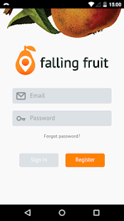 Falling Fruit- screenshot thumbnail