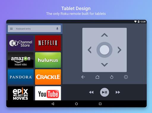 Remote for Roku - RoByte  screenshots 9