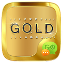 (FREE) GO SMS GOLD THEME icon