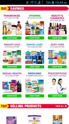 Online Pharmacy Australia 1.0 screenshots 2