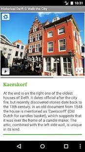 Delft Historical - náhled