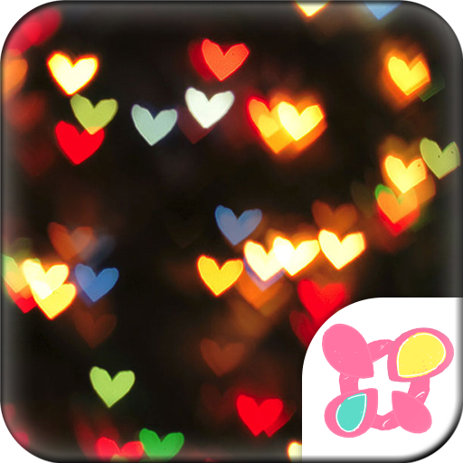 Love Theme-Heart Lights- Icon