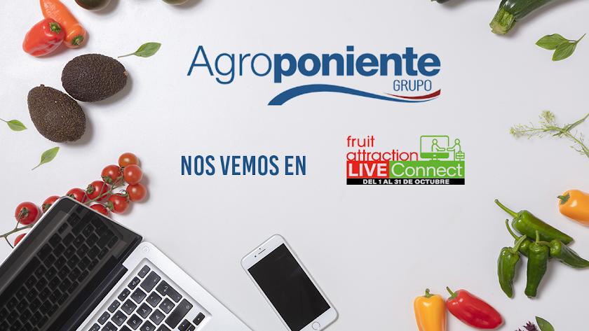 Grupo Agroponiente, compromiso con la Feria y el sector.