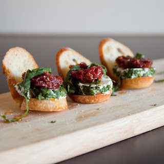 Herbed Goat Cheese Bites.