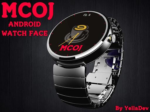 MCOJ Watch Face