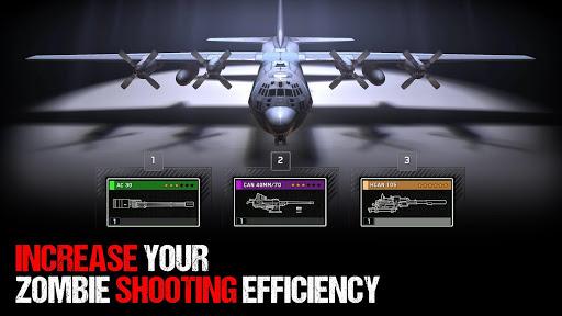 Zombie Gunship Survival  captures d'écran 1