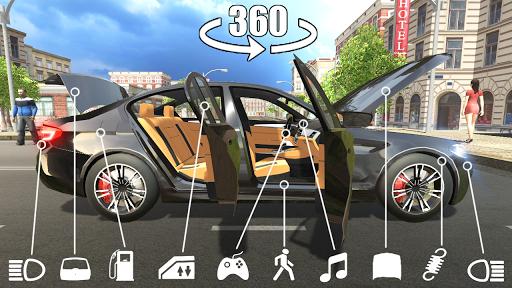 Car Simulator M5 1.48 Screenshots 9
