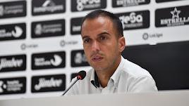 Borja Jiménez no se fue del todo contento con el empate.