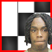 YNW Melly Murder On My Mind Piano Black Tiles