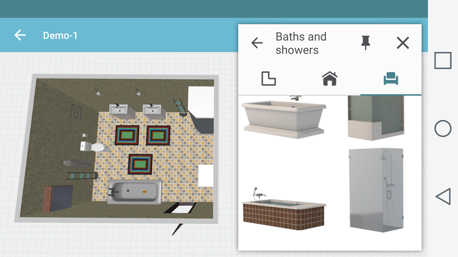 Bedroom Design App bathroom design - android apps on google play
