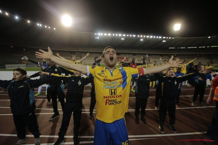 """Charles Morren, de la P2 à l'Europa League : """"Jamais on ne se l'imagine"""""""