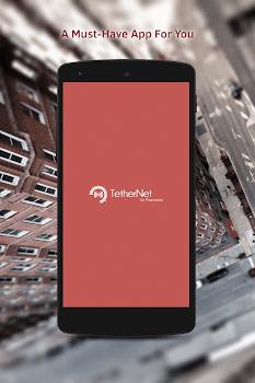 TetherNet - VPN Tethering