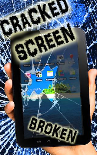 Break Smartphone Touch