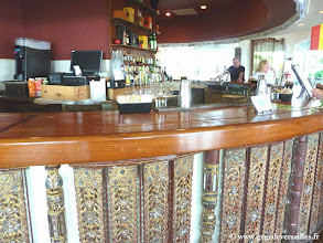 Photo: #023-Le bar Verve Lounge au Club Med de Columbus Isle.