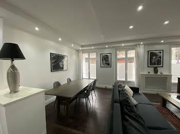 Appartement meublé 2 pièces 81 m2