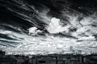 Photo: Sky Fantastic over Worcester (UK) (Clive Haynes)