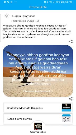 Oromo Bible FREE ss2
