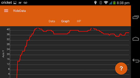 RideData Motorcycle Data Log screenshot 20