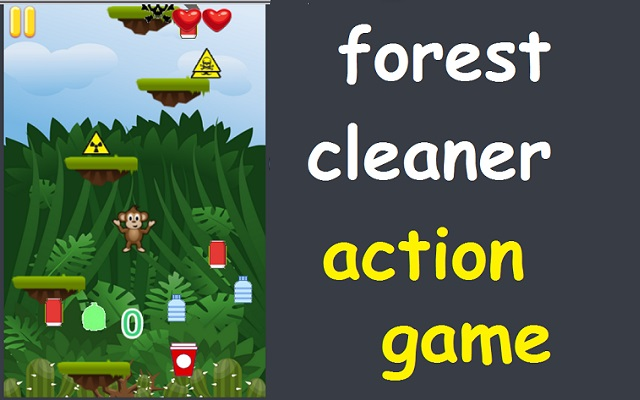 Forest Cleaner | KoiKiwi Ecology Games