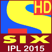 Live IPL 2015 HD TV Max Six