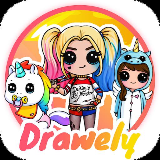 Drawely - Como Desenhar Cute G