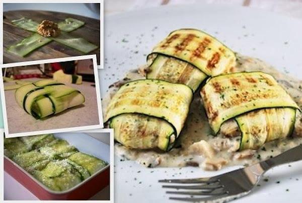 Zucchini Ravioli Recipe