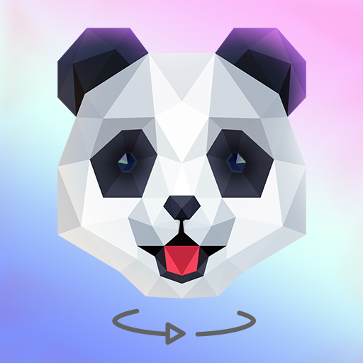 Poly Mood - 3D puzzle sphere Icon