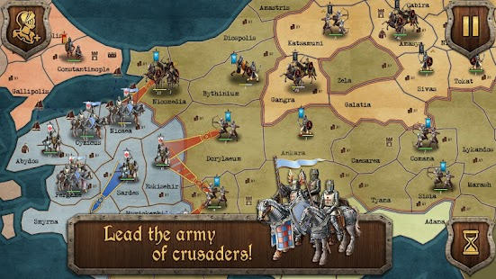 Medieval Wars:Strategy&Tactics- screenshot thumbnail