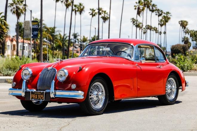 1961 Jaguar XK150 Hire CA