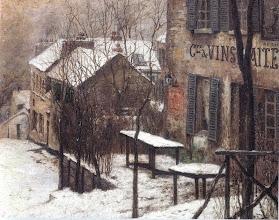 """Photo: Pierre Ernest Prins, """"Le Lapin Agile"""" (1890)"""