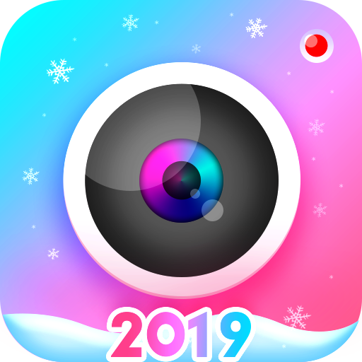 Fancy Photo Editor - Collage Sticker Makeup Camera Icon